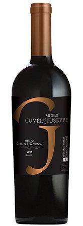 Vinho Miolo Cuvée Giuseppe Merlot/Cabernet Sauvignon