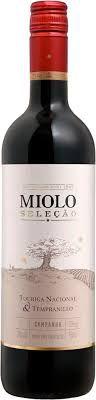 Vinho Miolo Seleção Touriga Nacional/Tempranillo