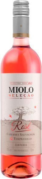 Vinho Miolo Seleção Rose Cabernet Sauvignon/Tempranillo