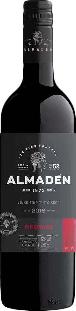 Vinho Almadén Pinotage