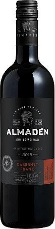 Vinho Almadén Cabernet Franc