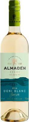Vinho Almadén Ugni Blanc Suave
