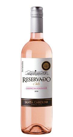 Vinho Santa Carolina Reservado Cabernet Sauvignon Rosé 750ml