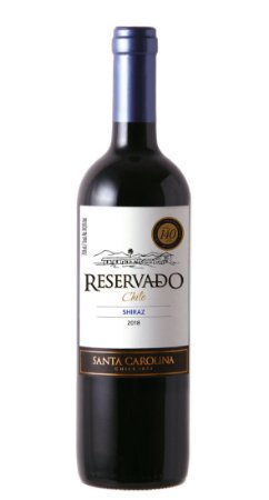 Vinho Santa Carolina Reservado Shiraz 750ml