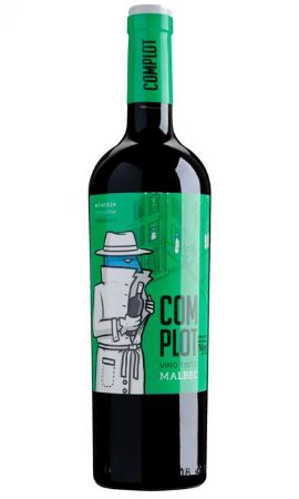 Vinho Complot Malbec 750ml