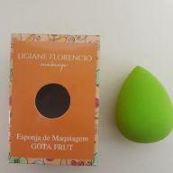 Esponja Gota Fruit - Verde