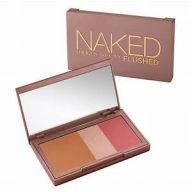 Naked- Urban Decay Flushed- Native