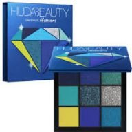 Obsessions Eyeshadow Palette- Sapphire- Huda