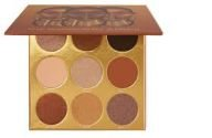 Paleta de Sombras The Warrior - Juvias Pallette
