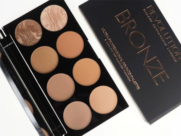 Paleta Bronze Revolution