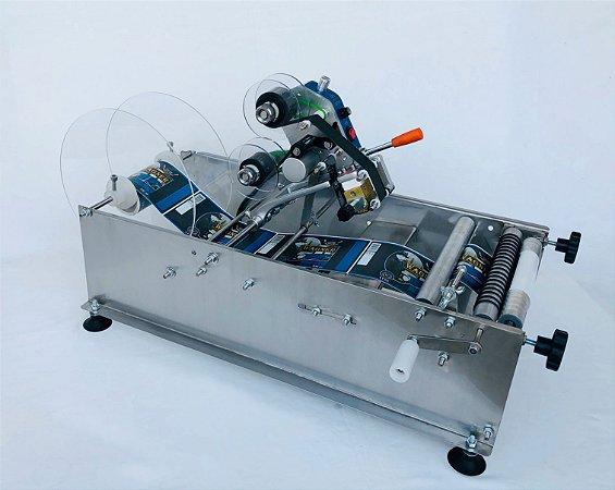 Rotuladora manual com datador