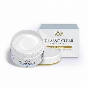 GEL VÓLIA CLASSIC CLEAR 24g