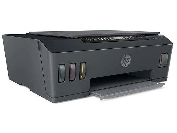 Impressora Multifuncional HP Color (Preta)
