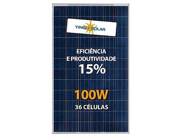 Painel Solar Yingli 100W