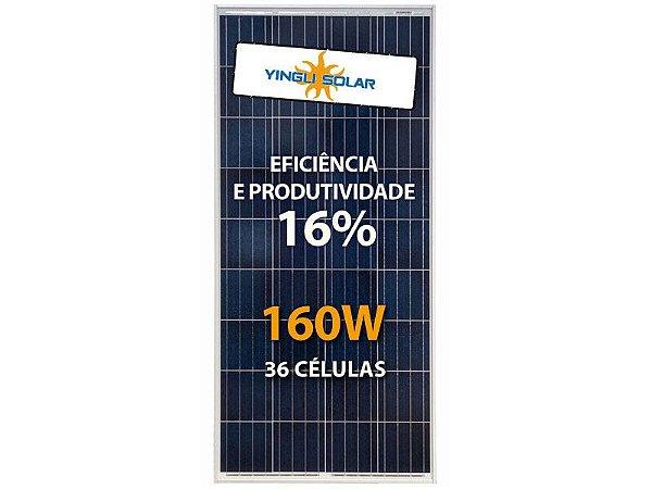 Painel Solar Yingli 160W