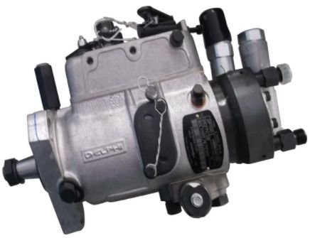Bomba Injetora Case 580H Motor Cummins 4BT