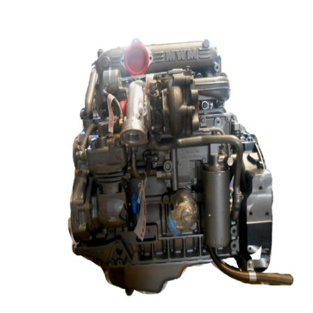 Motor Completo MWM 4.10 Turbo Remanufaturado