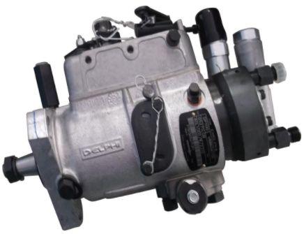 Bomba Injetora Case 580M Motor Cummins 4BT