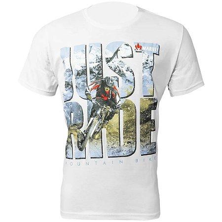 Camiseta Mtb Marelli - Just Ride