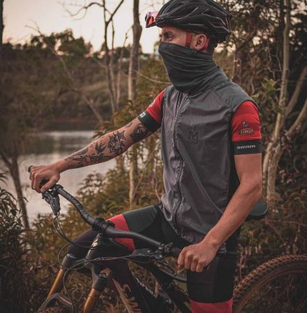 Colete Ciclismo Nomad