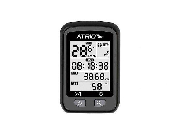 Ciclocomputador com GPS Atrio Iron