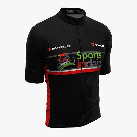 Camisa de Ciclismo - Sports Indaia