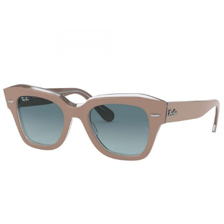 OCULOS DE SOL RAY-BAN STATE STREET RB2186 NUDE