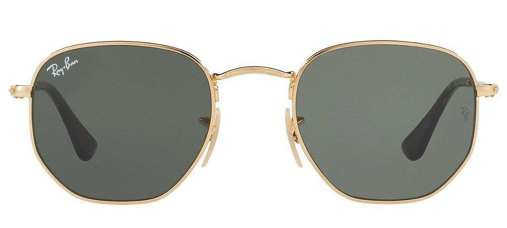 Óculos de Sol Ray-Ban RB3548NL HEXAGONAL