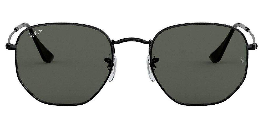 Óculos de Sol Ray-Ban RB3548NL Hexagonal Polarizado