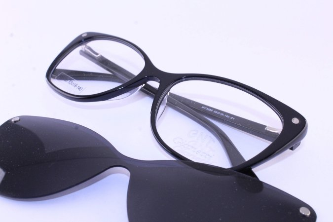 Óculos de Grau Gianetti Clip-On MY3258