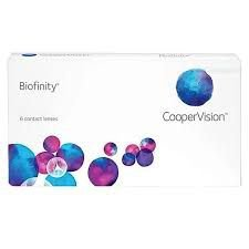 Biofinity Miopia (-)