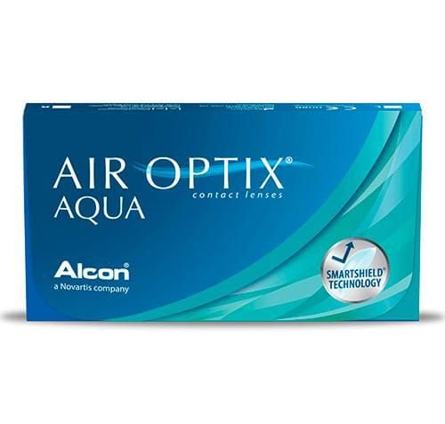 AIR OPTIX AQUA  Hipermetropia (+)