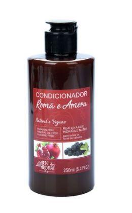 Condicionador Romã e Amora 250ml   Arte dos Aromas