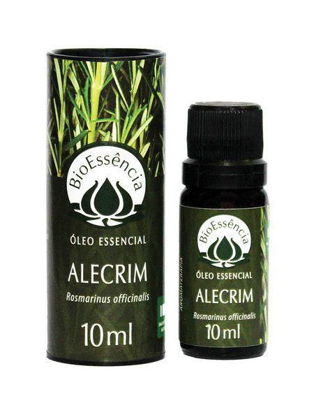 Óleo Essencial de Alecrim 10ml   BioEssência