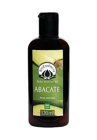 Óleo Vegetal de Abacate 120ml   BioEssência