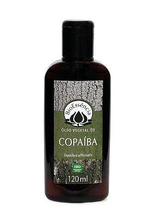 Óleo Vegetal de Copaíba 120ml   BioEssência