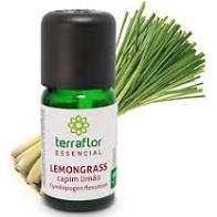 Óleo Essencial de Lemongrass (Capim-limão) 10ml | Terra Flor