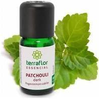 Óleo Essencial Patchouli dark 10ml | Terra Flor