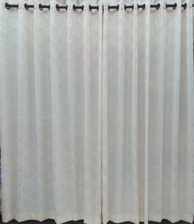 CORTINA JACQUARD SEMI-BLACKOUT - CASA BRASIL