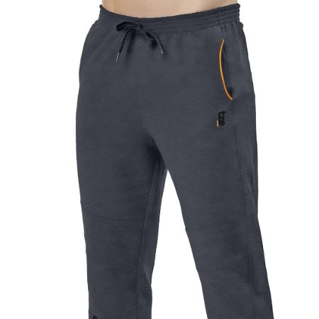 Calça de Moletom Sports TZE Grafite