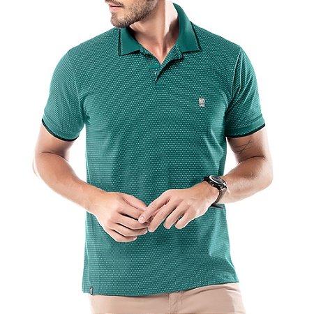 Camisa Polo New Finy No Stress Verde