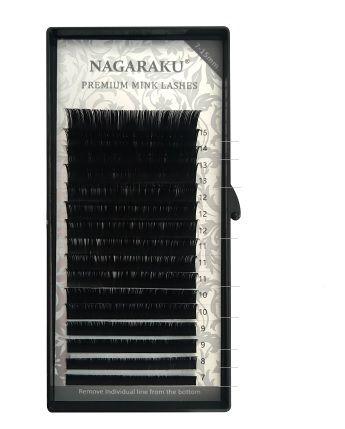Cílios Nagaraku  0.07 C Mix