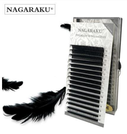 Cílios Nagaraku Elipse Prata 0.15 C