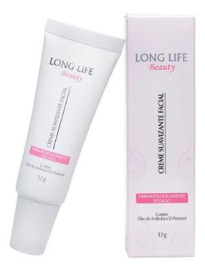 Creme Suavizante Facial Long Life Beauty