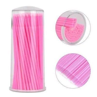 Microbrush Rosa C/ 20 Un