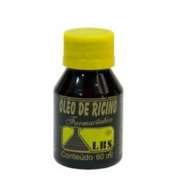 Óleo De Rícino Lbs 60Ml