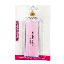 Lixa Bloco 4 Passos - World Queen Cosmetics