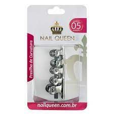 Kit Presilhas De Curvatura C/5 Nail Queen