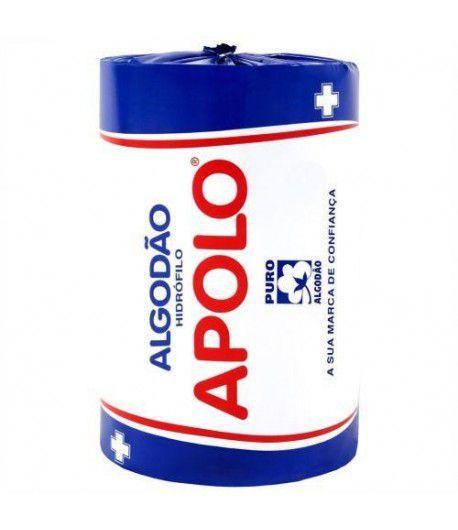 Algodão Apolo Rolo 500g