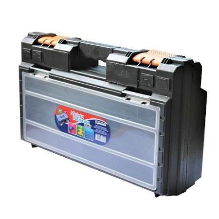 Caixa Para Ferramentas E Furadeira 5007 Master Box Maleta